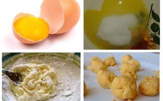 붕산과 달걀로 만든 바퀴벌레 요리법